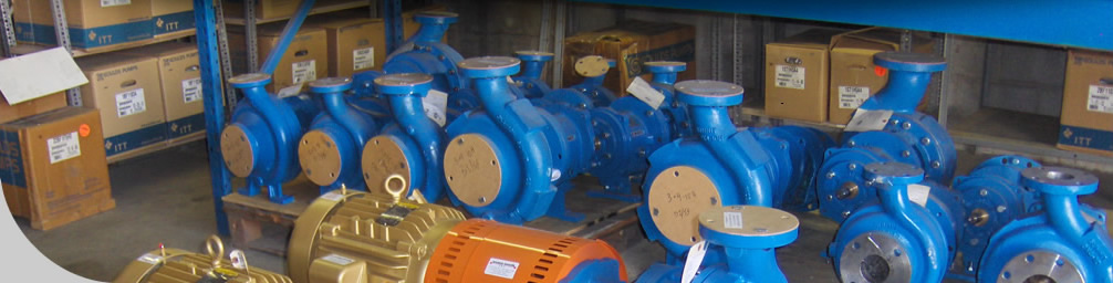Pump South is a leading pump and mechanical seal distributor